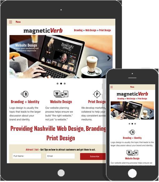 Nashville Web Design - Thatcher Design