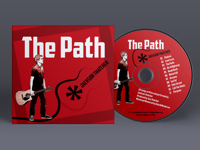The Path Product Packaging Design