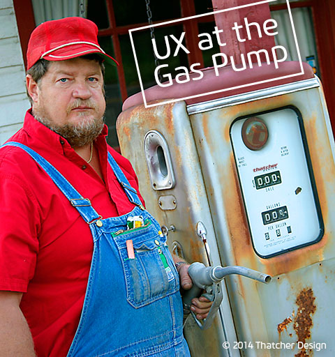 User-Experience-Gas-Pump
