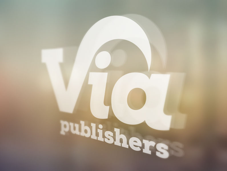 Via Publishers Logo Design